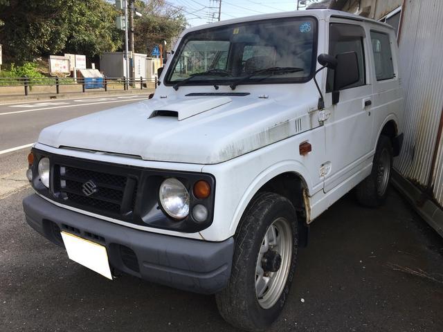 スズキ HA 4WD ターボ 5速マニュアル