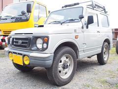 ジムニーランドベンチャー 4WD DOHCターボ ATルーフラック