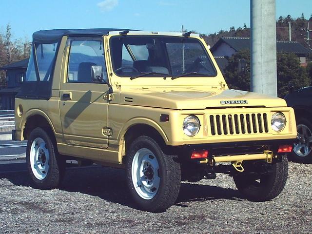 スズキ FM幌4WD