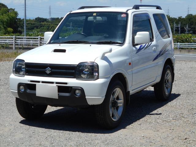 マツダ AZオフロード XC XC(4名)5MT 4WD ナビTV ETC