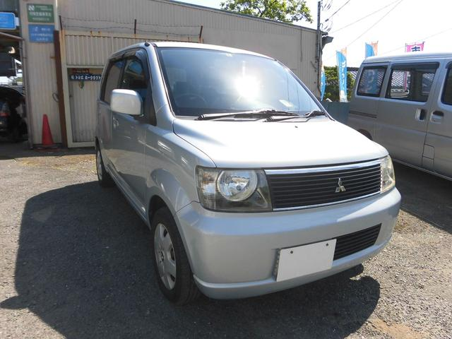 三菱 eKワゴン Mナビ テレビ ETC (車検整備付)