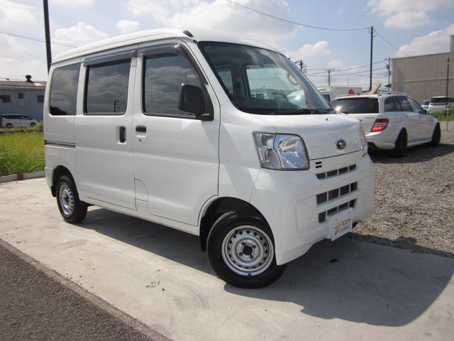 スバル トランスポーター ナビ ETC付