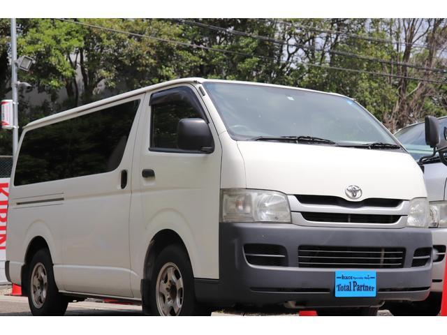トヨタ ロングDX 軽油ターボ 5ドア 社外15アルミ ETC