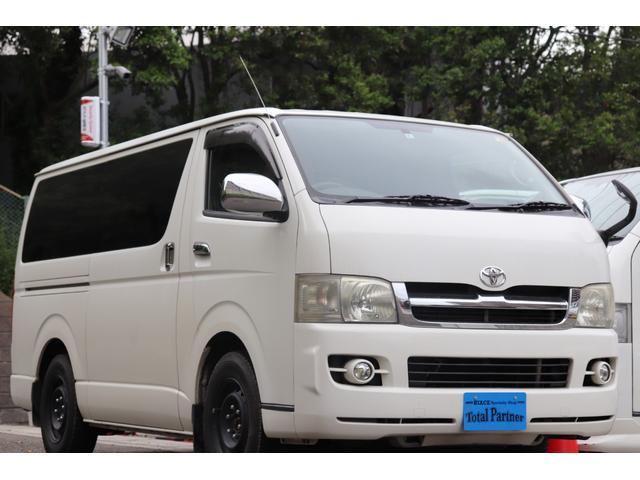 トヨタ スーパーGL 軽油ターボ 4WD ETC イージークローザー