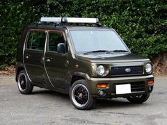 ネイキッドG 5速マニュアル 4WD タイベル交換済 ルーフキャリア