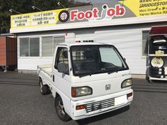 アクティトラックSDX AC MT 軽トラック AW オーディオ付