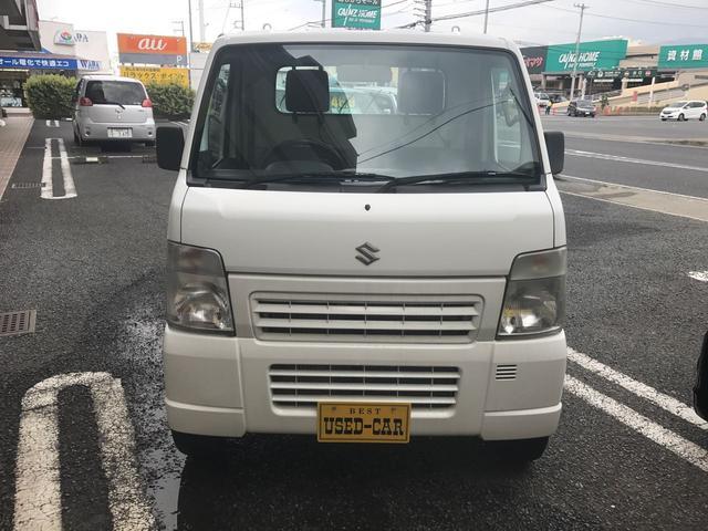 スズキ エアコン・パワステ・車検R3年8月