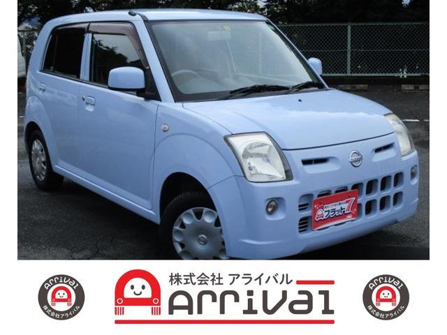 日産 ピノ S 2.1万キロ車検R4年3月