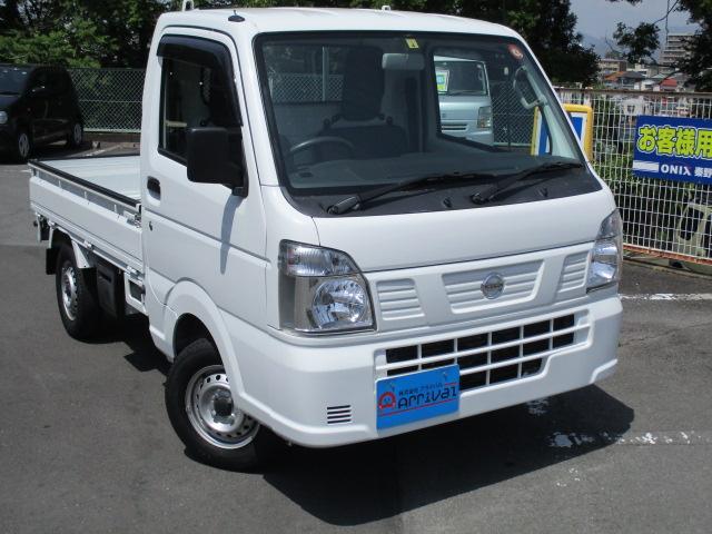 日産 NT100クリッパートラック DX 9600キロ 車検R5年4月 1年間走行無制限保証