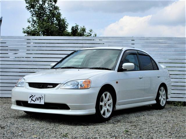 ホンダ RS ローダウン 社外マフラー 社外アルミ ETC キーレス