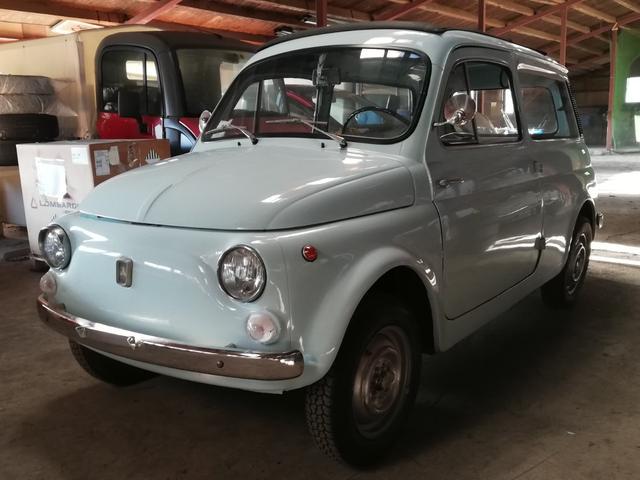 フィアット FIAT500GIARDINIERA