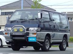 デリカスターワゴンアクティブワールド ディーゼルターボ P25W 5ナンバー
