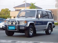 パジェロワイド スーパーエクシード L146GW V6ガソリン車