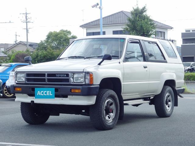 トヨタ SR ワンオーナー YN61V 5速 4ナンバー ガソリン車