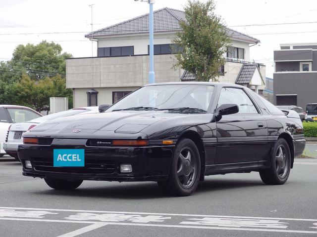 トヨタ 2.5GTツインターボR 後期ワイドボディ 1JZ-GTE