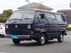 VW カラベルGL 正規ディーラー車 7人乗り