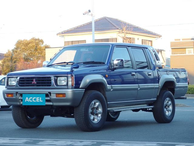 三菱 R K34T 5MT 4WD 4D56ディーゼルターボ