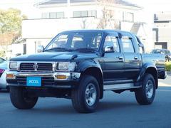 ハイラックスピックアップWキャブ SSR−Xワイド LN112 Dターボ 4WD