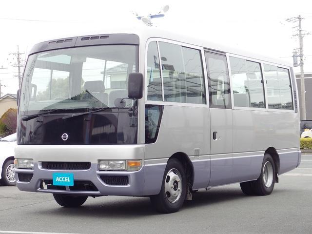 日産 SX NOx・PM適合 TD42ディーゼル 5MT 26人乗