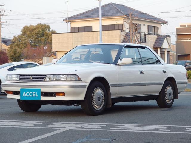 トヨタ グランデ GX81 1オーナー 純正5MT 原動機1G-FE
