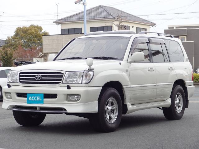 トヨタ VXリミテッド Gセレ HDJ101K ディーゼルターボ