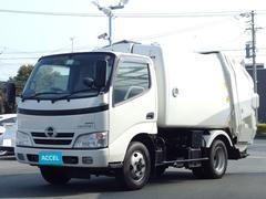 デュトロパッカー車 4WD 2.45t積み 極東GB50−83D−S