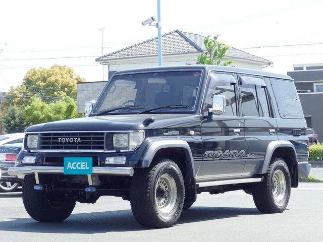 トヨタ SXワイドリミテッド KZJ78W 1KZターボ 5人乗