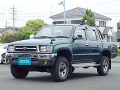 ハイラックススポーツピックWキャブ LN167 4WD 5MT ディーゼル 4ナンバー