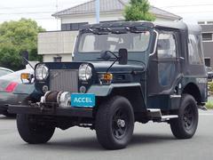 ジープJ55 最終型 ICターボ PTOウインチ 4MT 4WD