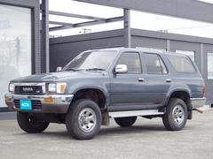 ハイラックスサーフSSRリミテッド VZN130G 5MT 4WD ノーマル車