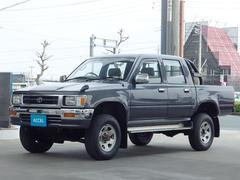ハイラックスピックアップWキャブSSR LN107 ディーゼル 5MT4WD