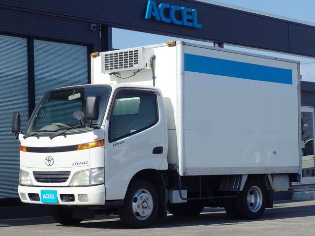 トヨタ 冷蔵冷凍車 中温 -7℃ 積載2t NOx・PM適合