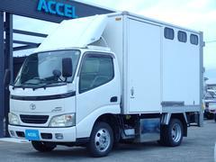 ダイナトラック冷蔵車 NOx・PM適合 4WD 5MT リヤパワーリフト