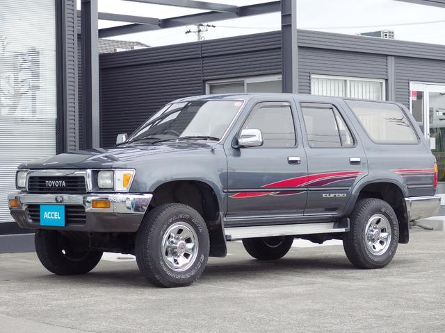 トヨタ SSRリミテッド LN130G 5MT 4WD Dターボ