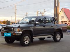 ハイラックスピックアップWキャブ SSR−S YN107 5MT 4WD 4ナンバー