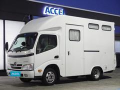 ダイナトラックウォークスルーバン 冷蔵冷凍車 新明和パワーゲート付き