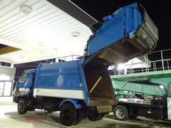三菱ふそうフジマイティ パッカー車 LP850S 積載2t 8.4立米