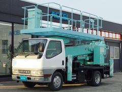 キャンター高所作業車 12m アイチTZ12A NOx・PM適合