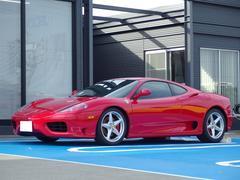 フェラーリ 360モデナF1 2004モデル 後期型 1オーナー
