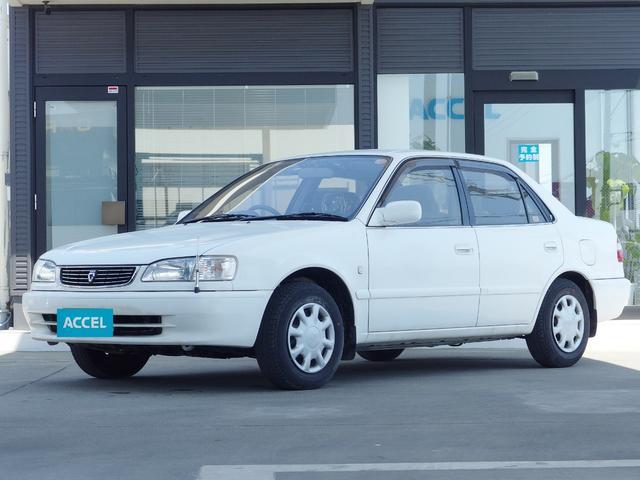 トヨタ SEサルーン Lセレクション AE110 5A-FEエンジン