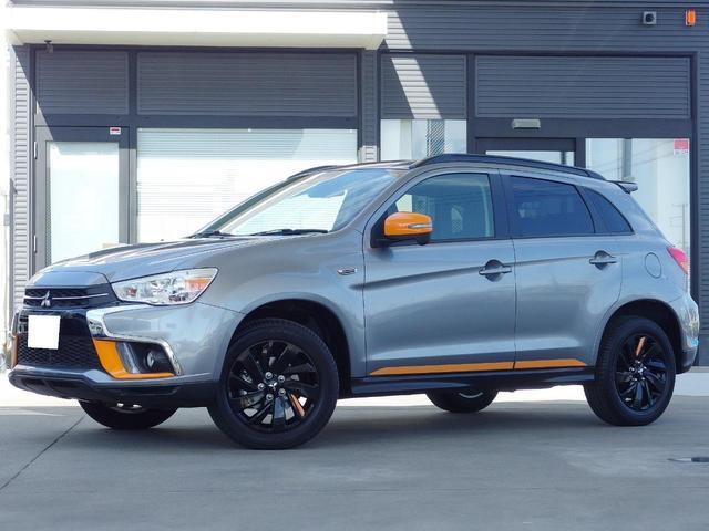 三菱 アクティブギア 1オーナー 4WD 新車保証継承