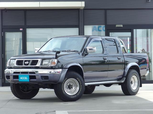 日産 ダルブキャブ AXリミテッド QD32 ディーゼル 4WD