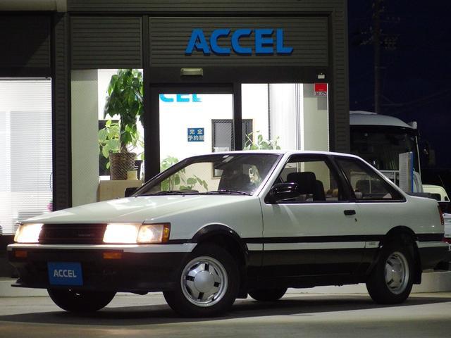 トヨタ GTAPEX 1オーナー AE86 2型 実走行