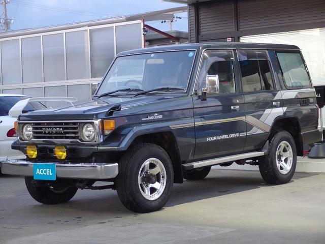 トヨタ LX PZJ77V ナロー 4ナンバー IPFヘッドライト