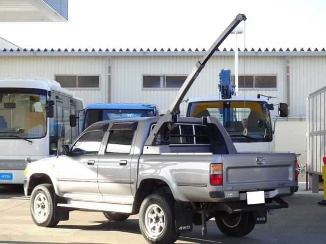 「トヨタ」「ハイラックスピックアップ」「SUV・クロカン」「静岡県」の中古車