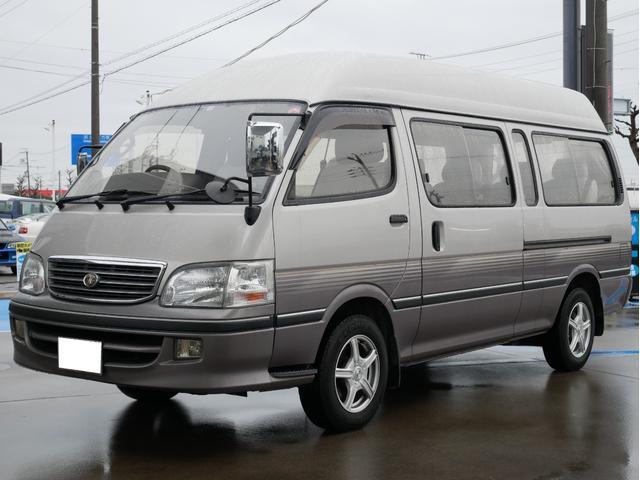トヨタ グランドキャビンG-e 後期 10人乗り 1KZ Dターボ