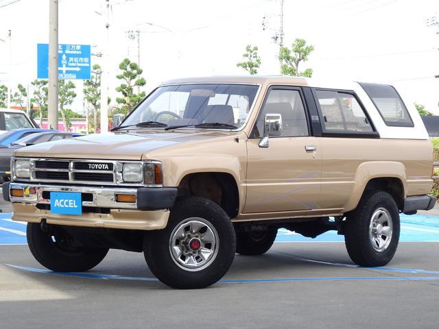 SSRリミテッド YN61G ブリハイ 5ナンバー AT車