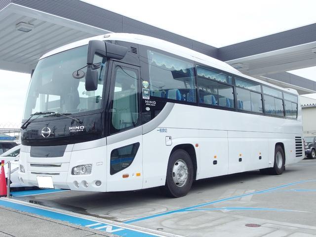 日野 セレガハイデッカ 大型観光バス 53人乗り