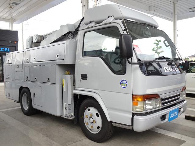 「その他」「エルフトラック」「トラック」「静岡県」「(有)アクセル自動車販売」の中古車