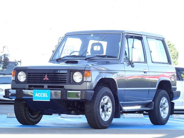 三菱 GL メタルトップワゴン L144GW 5MT 4WD 4D56エンジン ICディーゼルターボ タイミングベルト交換済み 5ナンバー